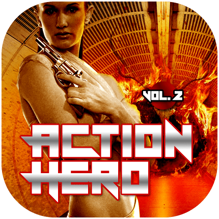 Cover zu Action Hero Vol.2