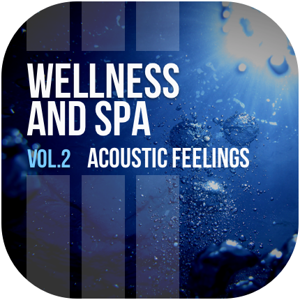 Coverbild Wellness & Spa Vol.2 (Acoustic Feelings)